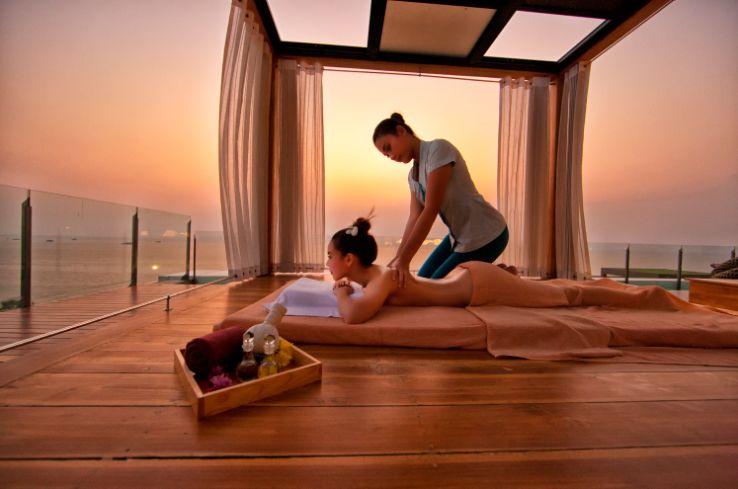在泰国,有一种体验叫泰式spa